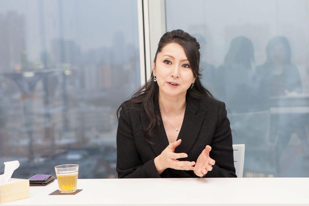 株式会社ジャパンビジネスラボ 杉村 貴子氏