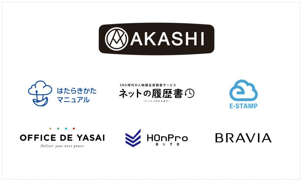 HR EXPO somu-lierブース協賛社ロゴ
