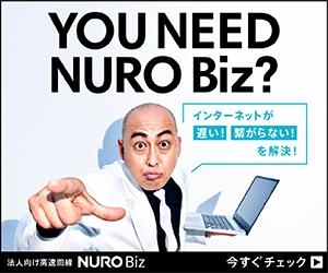 YOU NEED NURO Biz?